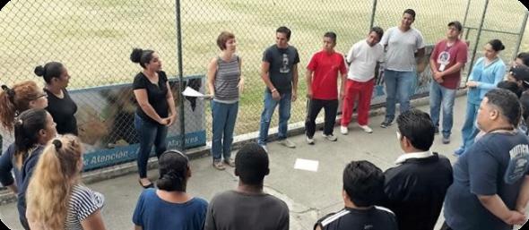 Una experiencia como Terapeuta Ocupacional en Ecuador